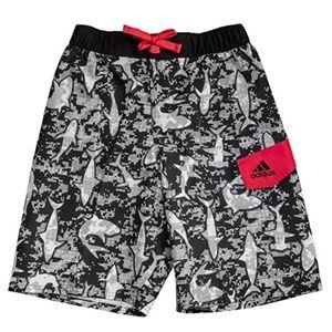 adidas Swim - LAST TWO!! New Boy's Adidas Swim Trunks Swimwear